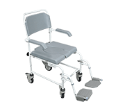 Basic Shower Commode Chair