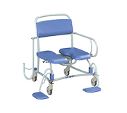 Bariatric XXL Shower Commode Chair