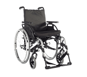 Deluxe Adult Wheelchair