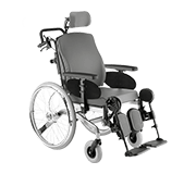 Basic Tilt In Space Wheelchair