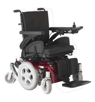 Basic Adult Powerchair Hire