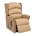 Rise Recliner/High Seat Chairs Hire