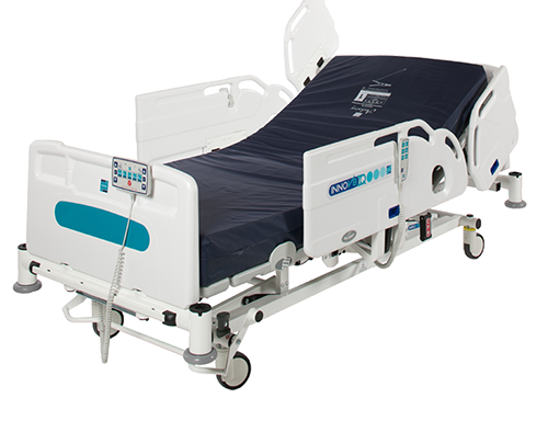 Twin Action Twin Bed Homecare Bed Hire