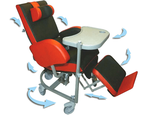 Shell Care Chair