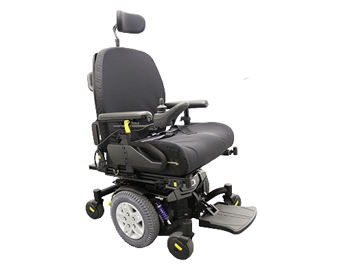 Pride Mobility Q6 Edge HD Powerchair