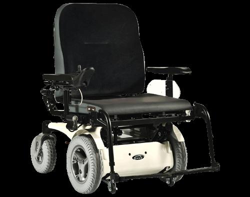 Bariatric Heavy Duty Powerchair Hire