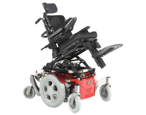 Sunrise Zippie Salsa M Powerchair
