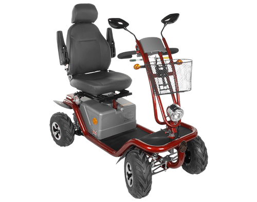 Offroad Heavy Duty Mobility Scooters