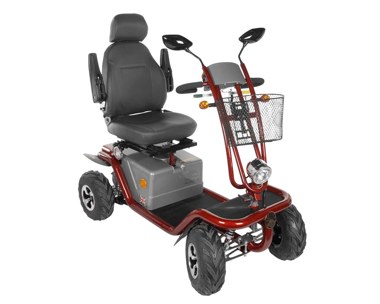 horizon mobility mayan ac mobility scooter for hire or sale. Black Bedroom Furniture Sets. Home Design Ideas