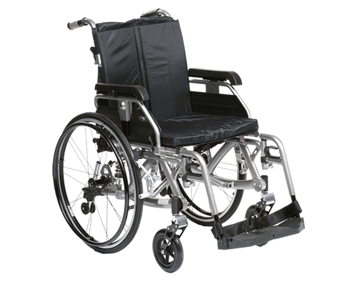 Deluxe Suspension Wheelchair