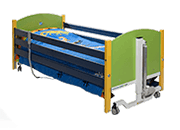 Paediatric Profiling Bed
