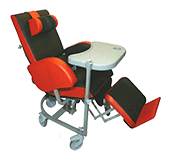 Lightweight Care Chair