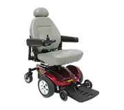 Pride Jazzy Select Powerchair