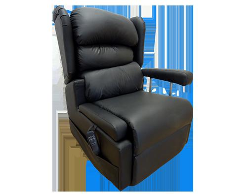 Drop Arm Rise Recliner Chair