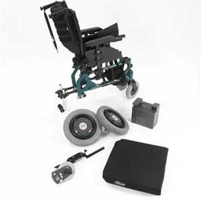 Invacare Esprit Action⁴ Ng Powerchair For Hire Or Sale