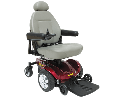 powerchair hire - short or long term