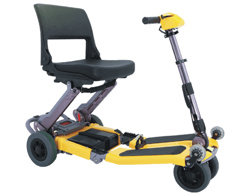 Freeride Luggie Mobility Scooter