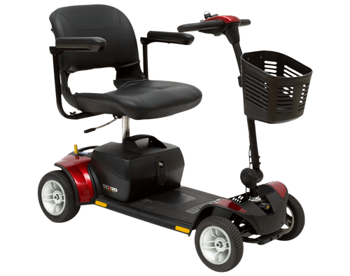 Pride Elite Traveller Plus Mobility Scooter