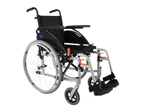 Standard Wide Seat Wheelchair