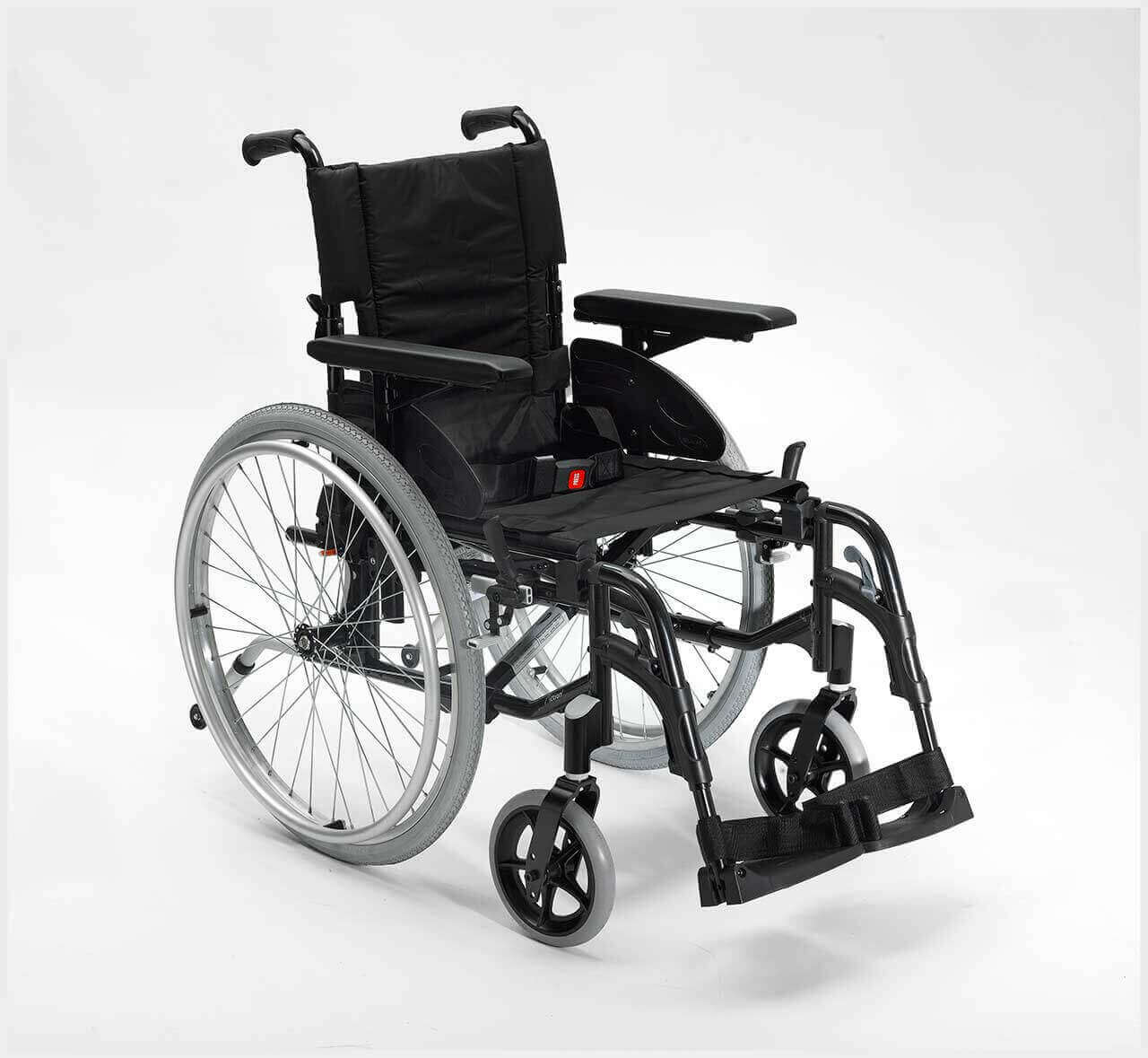 Basic Manual Wheelchair For Hire Or Sale 163 11 00 P Wk
