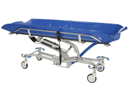 Shower Trolley/Changing Table Hire