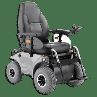 Meyra Optimus 2 is an outdoor powerchair