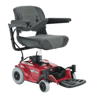 Pride Go Chair Transportable Indoor Chair hire