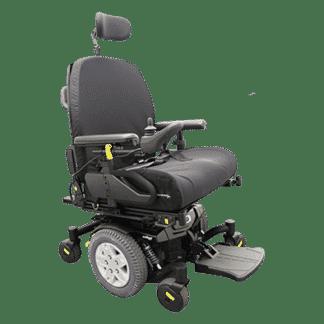 Pride Mobility Q6 Edge HD Powerchair