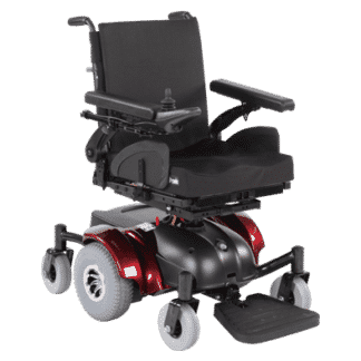 Sunrise Quickie Hula Powerchair hire