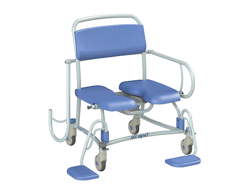 Bariatric XXL Shower Chair Commode